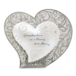 Little Things Mean A Lot Grandmother Self Standing Plaque, 4 1/2 Inch