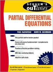 Schaums Outline of Partial Differential Equations, (0070178976), Paul