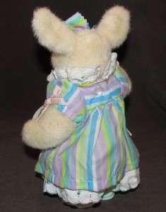 HOPPY VANDERHARE Happy Birthday To You PLUSH Bunny Rabbit TAG Muffys