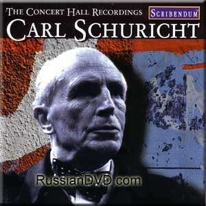 The Concert Hall Recordings   Carl Schuricht Carl