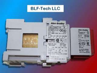 Allen Bradley Bulletin 100S — IEC Safety Contactor Complete Device