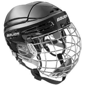 Bauer 5100 Hockey Helmet with Cage 2009 Sports & Outdoors