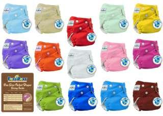 FuzziBunz One Size Fuzzi Bunz Elite Cloth Diaper Reusable Trimmer