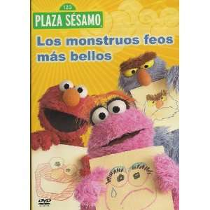 LOS MONSTRUOS FEOS MAS BELLOS PLAZA SESAMO Movies & TV