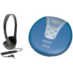 Portable cd player with screen