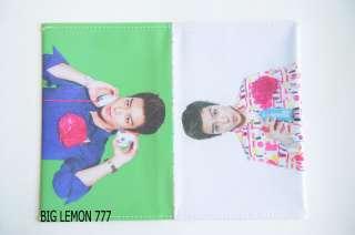 TOP ~ BIG BANG Korean Band Passport Holder Cover C2