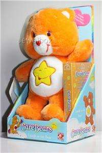 Care Bears RARE Plush 12 LAUGH A LOT 2003 +VHS New in Box Excellent