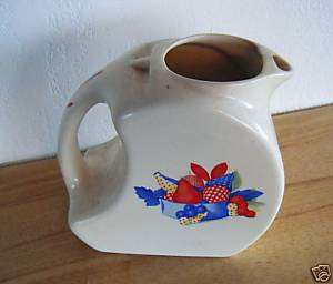 Tip Top Refrigerator Jug Pitcher Cambridge Antique Old