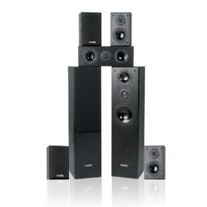 AV Series 7.0 Surround Sound Home Theater Speaker System Electronics