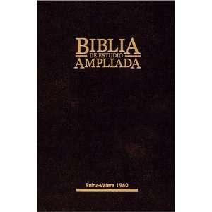 Biblia de Estudio Ampliada, Piel Especial Negro