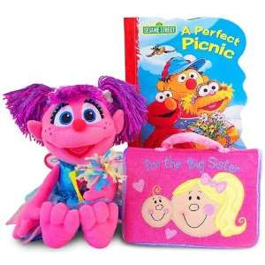 Street Abby Cadabby Im The Big Sister Gift Set: Everything Else