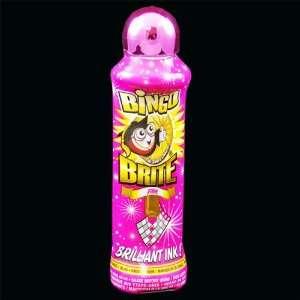 Bingo Brite Bingo Dauber   Pink Toys & Games