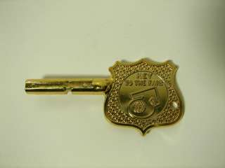 Vintage Seattle Worlds Fair Key to the Fair