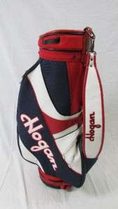 Classic Hogan / Ben Hogan 9 Staff Golf Bag