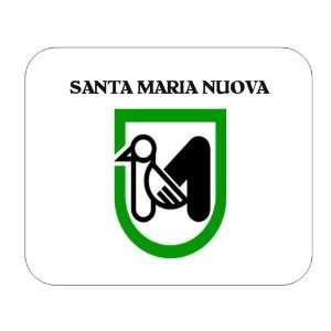 Italy Region   Marche, Santa Maria Nuova Mouse Pad