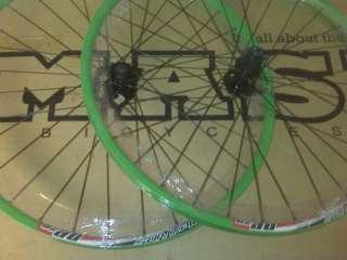 Mountain Bike Bicycle 29 inch Disc Wheelset Alex DP 20 Rims Origin 8