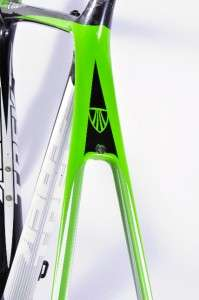 2011 Trek Madone frameset   Project One  GREEN   62cm   6 series
