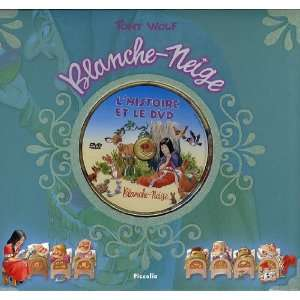 Blanche neige (1DVD) (French Edition)