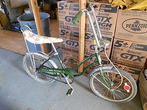 GIRLS SCHWINN STING RAY FAIR LADY BIKE