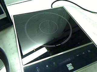 Kenmore Elite Portable Induction Cooktop with Non Stick Fry Pan
