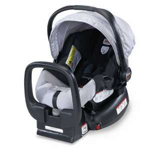Britax Infant Chaperone Car Seat Black Silver