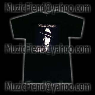 Classic Hustler Al Capone Scarface Pacino Shirt Gangster Rap Hip Hop