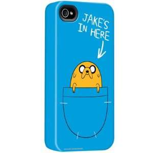 Adventure Time Jakes In Here iPhone Case Cell Phones