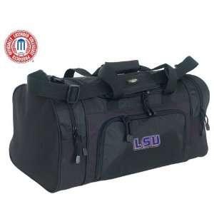 Mercury Luggage LSU Tigers Black Sport Duffle Bag  Sports