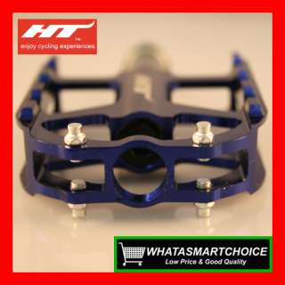AR12 BLUE Mountain & Road & BMX Bicycle Bike Pedals