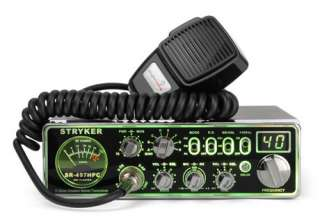 Stryker 497 High Power Radio Changes Colors