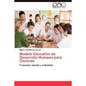 Modelo Educativo de Desarrollo Humano para Ciencias
