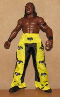KOFI KINGSTON wwe MATTEL ELITE SERIES 9 figure wwf lot