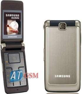 New Samsung S3600i S3600 Luxury Gold GSM UNLOCKED Phone