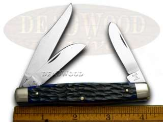 HEN & ROOSTER AND Blue Stockman Pocket Knife Knives