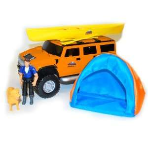 Tree House Kids Hummer Sut Camping Set Toys & Games
