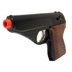 Gas Semi Auto Airsoft Gun Full Scale Small Non Blowback Pistol