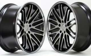 20 BMW F10 528 535 550 Wheels Rims Stance Evolution Concave Lip Tires