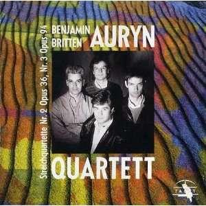 Britten: String Quartets Nos. 2 & 3: Benjamin Britten