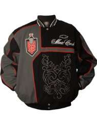 GM Chevrolet Black Monte Carlo Jacket
