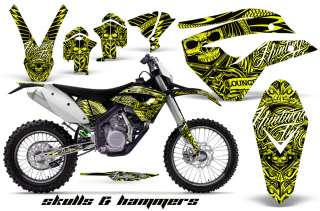 AMR MOTO GRAPHIC KIT HUSABERG FE 390/450/570 2009 2011