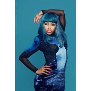 Nicki Minaj 8x11.5 Picture Mini Poster
