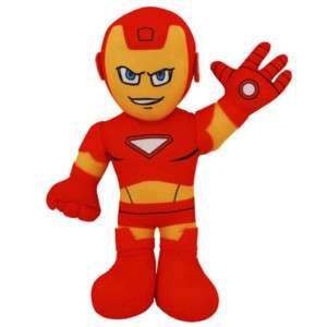 Superhero Squad Marvel Comics Iron Man 2 Plush 18 INCH