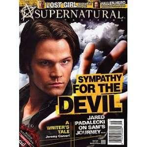 Supernatural Official Magazine #16 Newsstand Edition