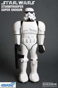 SIDESHOW SUPER 7 Star Wars Stormtrooper Super Shogun Jumbo Figure NEW