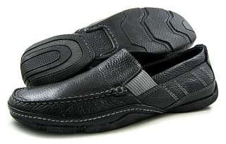 New GBX Mens 558736 Black Casual Loafers/Shoes US 7