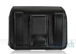 Leather Belt Clip Case for Sprint LG Lotus Elite LX610