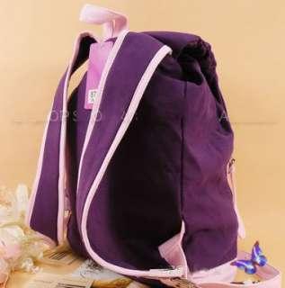 Quality Student Stylish Schoolbag School Travel Bag Backpack Hot C141