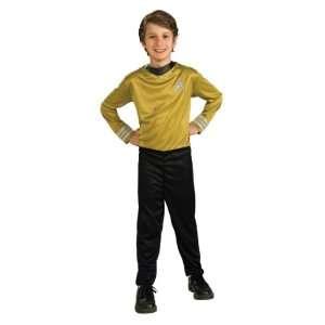 Star Trek Captain Kirk Action Suit Set Costume, Child Size