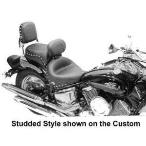 Studded Passenger Pillion   Yamaha V Star 1100 Classic and Silverado