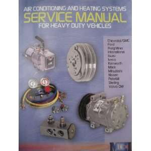 Service Manual (Air Conditioning and Heating Systems, For